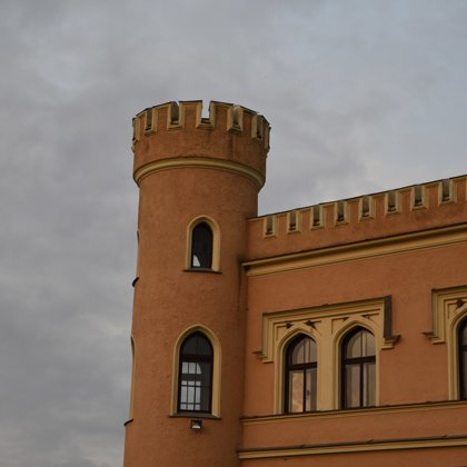 Gārsees pils tornis